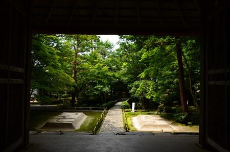 静寂の法然院