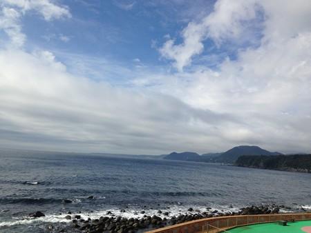 伊豆稲取の海