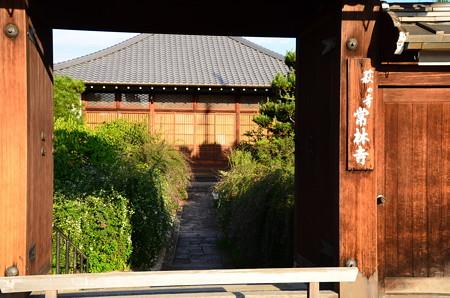 萩の寺・常林寺