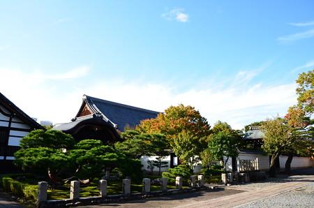 秋の妙覚寺