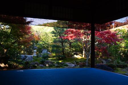 上賀茂の社家、西村家庭園