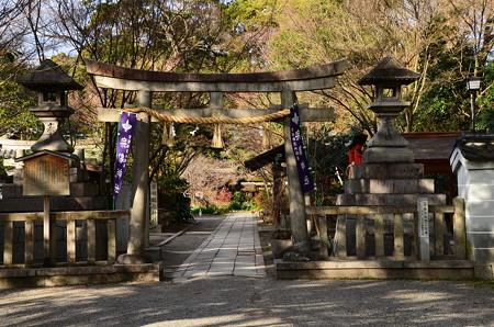 新年の宗像神社