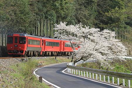 九州横断特急3号
