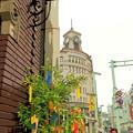 写真: 願いの集まる銀座四丁目