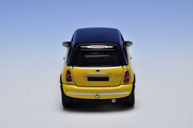 トミー_TOMICA LIMITED MINI COOPER_005