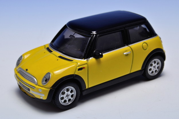 トミー_TOMICA LIMITED MINI COOPER_002
