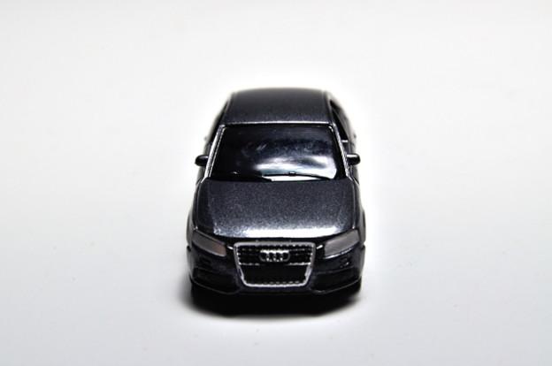 サントリーボス_アウディコレクション Audi A4_004