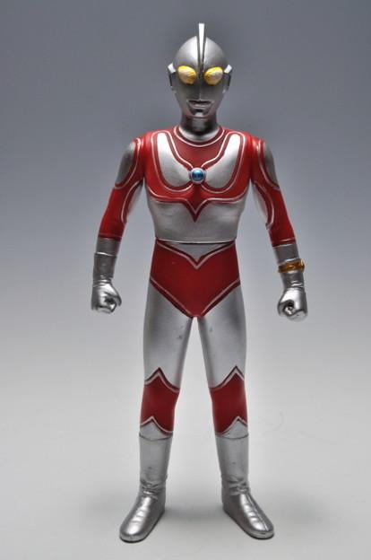 バンダイ_ウルトラヒーローシリーズ4 帰ってきたウルトラマン Ultraman Jack_001