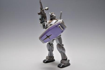 バンプレスト_ガンダムシリーズ S.C.M. スペシャルクリエイティブモデル メタリックカラーver. RX-78-3 G3 GUNDAM_004