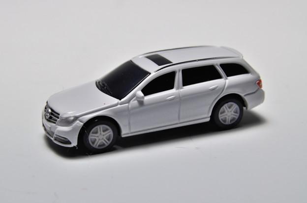 ジョージア_メルセデス・ベンツ プルバックカー Mercedes Benz C-Class Station wagon_001