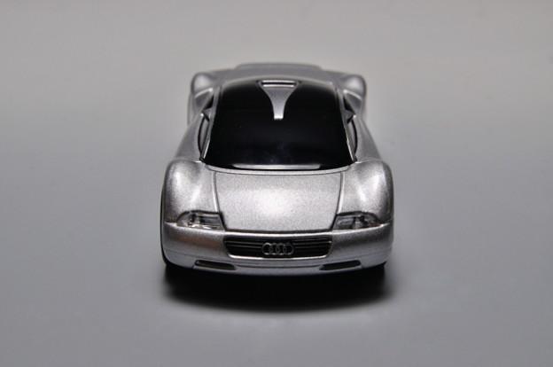 サントリーボス_アウディ コレクション Audi Avus quattro_004