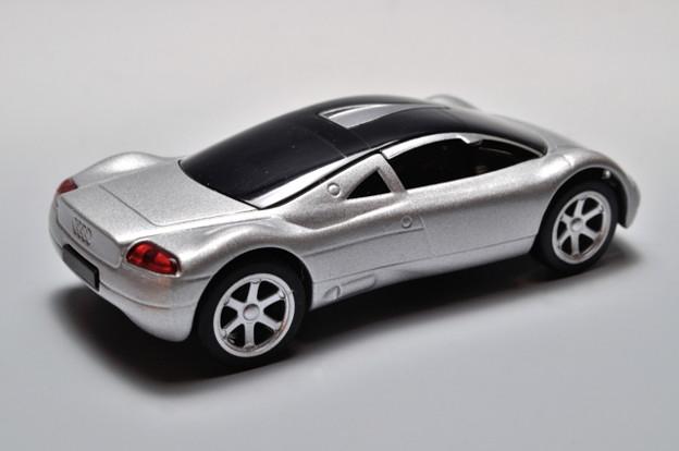 サントリーボス_アウディ コレクション Audi Avus quattro_002