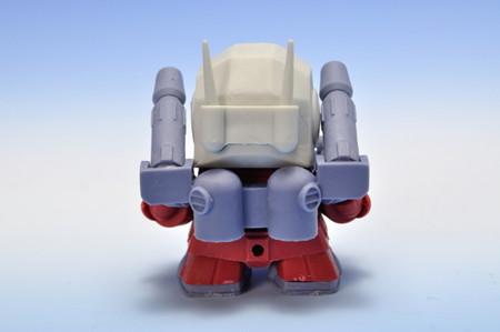 バンダイ_ビルドモデル ガンダム RX-77 GUNCANNON ガンキャノン_002