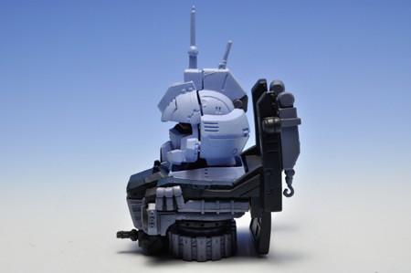 バンダイ_機動戦士ガンダム ガンダムヘッド Repainr Version 機動戦士ガンダム第08MS小隊 RX-79[G] ガンダムEz-8 水中迷彩_003