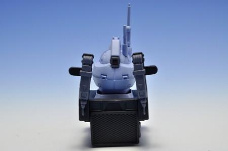 バンダイ_機動戦士ガンダム ガンダムヘッド Repainr Version 機動戦士ガンダム第08MS小隊 RX-79[G] ガンダムEz-8 水中迷彩_002