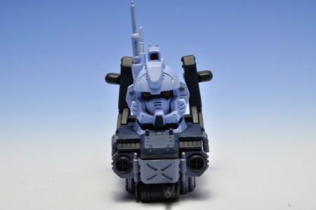 バンダイ_機動戦士ガンダム ガンダムヘッド Repainr Version 機動戦士ガンダム第08MS小隊 RX-79[G] ガンダムEz-8 水中迷彩_001
