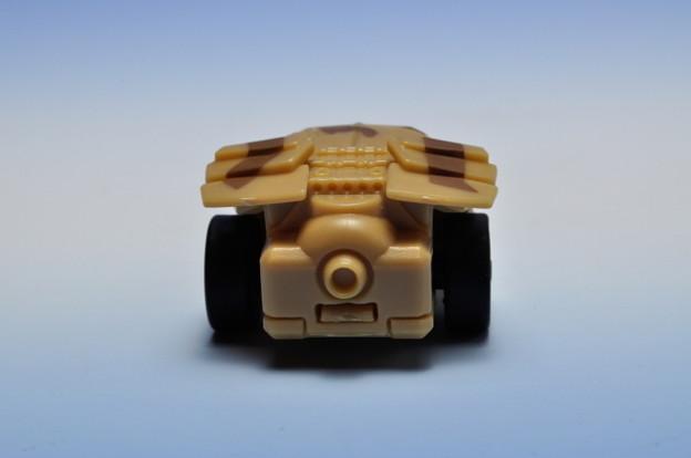 サントリーボス_バットマン ビークルコレクション プルバックカー 4th BATMOBILE Production model_005