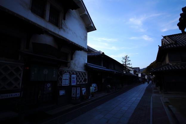 竹と酒と塩の町 散策
