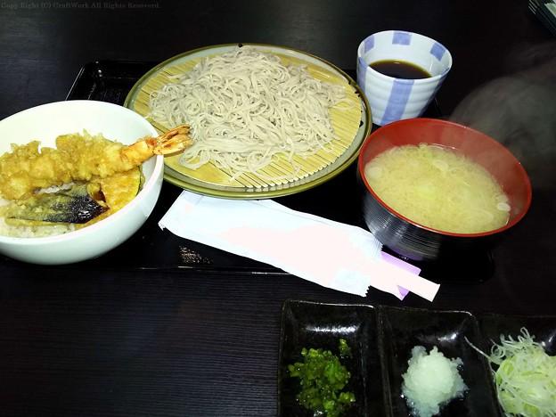 Photos: せいろ蕎麦