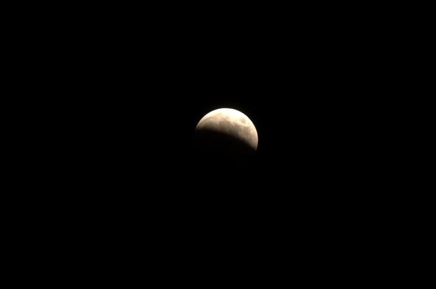 Photos: 皆既月食 (4)