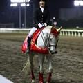 写真: 川崎競馬の誘導馬05月開催 こいのぼり青Ver-120516-05-large