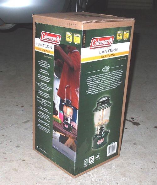 Coleman(コールマン) ケロシン(灯油) ランタン 12022-L 639C
