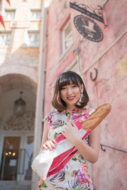 お気に入りのパン
