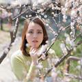 Photos: 梅に誘われて。