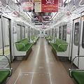 Photos: 京都市交通局:10系(車内)-02