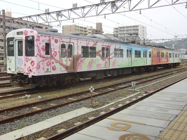 JR西日本:105系(SW007)-01