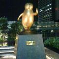 Photos: Suicaペンギン♪ ニューモニュメントやw  #新宿駅