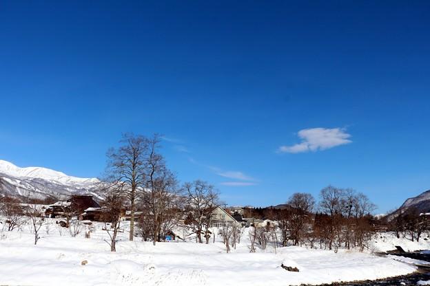 景観雪景色
