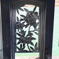IMG_0011村の花「シャクナゲ」橋欄干