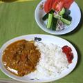 Photos: チキンマサラカレー・・・