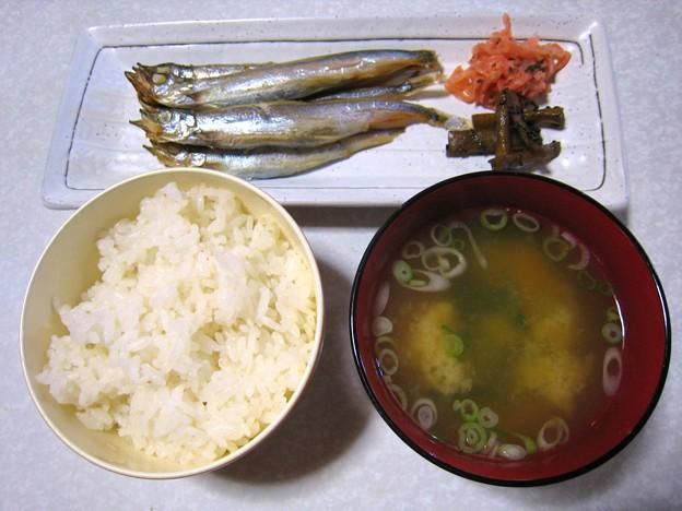 The 朝食・・・