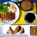 Photos: 続ダブル主菜・・・