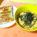 Photos: 玉子丼といただき物