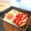 Photos: 楽々朝食