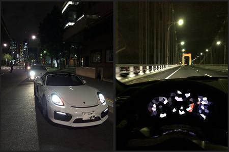 ちょっとだけNight drive