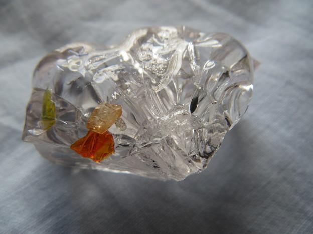 ガラスのカケラ