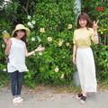 Photos: 花を見に行く