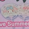 Photos: いちご新聞 Love Summer★Uchiwa