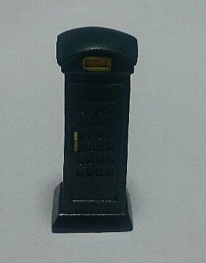 ミニチュア アンティーク調 置物シリーズ? 電話ボックス