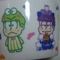 ローソン おそ松さん×Sanrio Characters白桃果汁ゼリー
