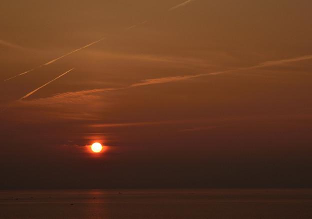 鳥取砂丘 日本海