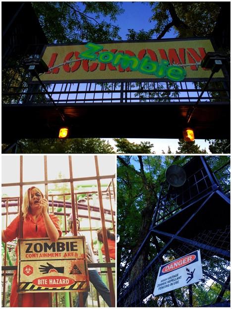 Zombie LOCKDOWN