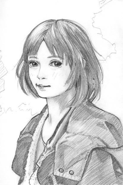 戯れ筆04