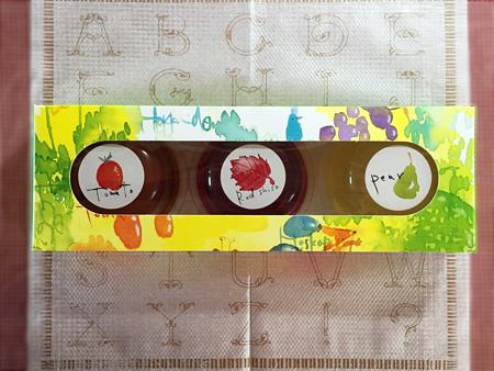 『もりもと×ほくれん』の「北海道珠玉の果実ゼリー」01