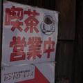 Photos: 喫茶営業中