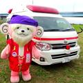 Photos: よっきーじぃ と 救急車